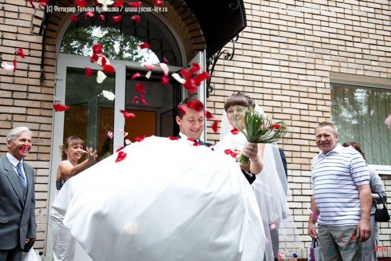 Фото 33550 в коллекции Свадьба Полины и Вадима