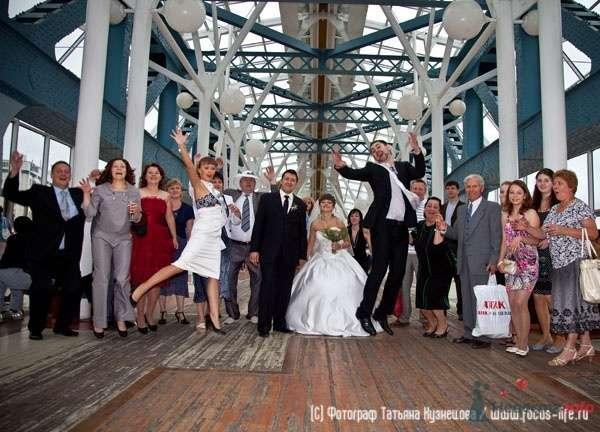 Фото 33551 в коллекции Свадьба Полины и Вадима - Свадебный фотограф Татьяна Кузнецова