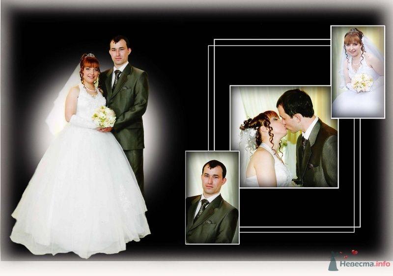 Фото 45045 в коллекции Свадебные коллажики - Маришка11981
