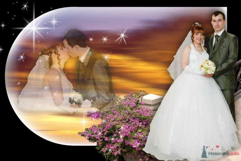 Фото 45052 в коллекции Свадебные коллажики - Маришка11981