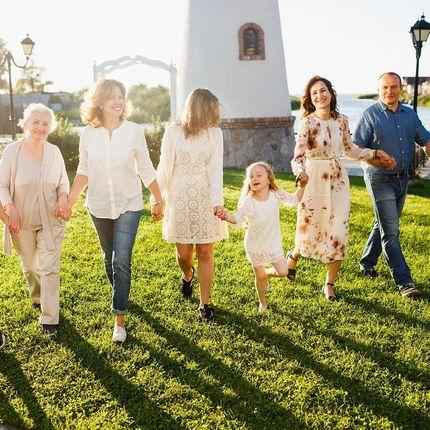 Семейная фотосессия, 1.5 часа