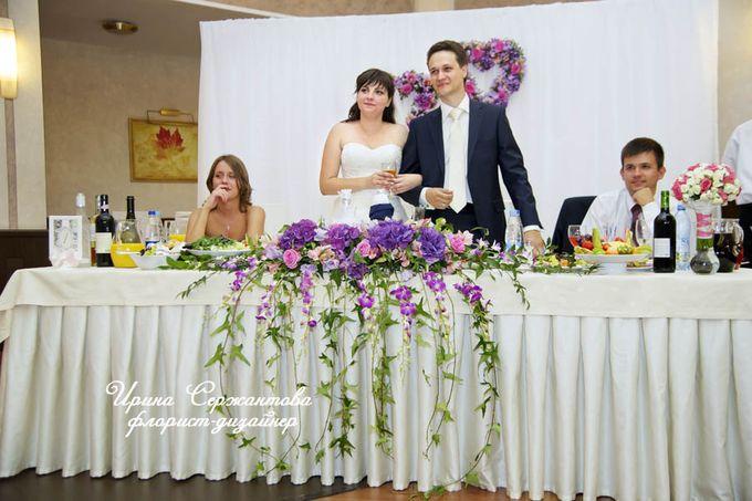 Оформление задника стола молодоженов : 113 сообщений : Свадебный форум на Невеста.info : Страница 4