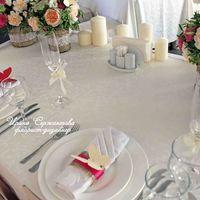Оформление свадьбы цветами и бабочками