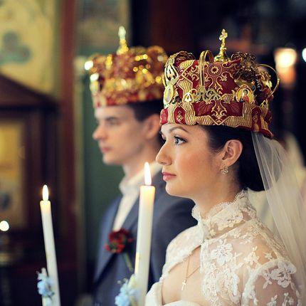 Фотосъёмка обряда венчания, 2-3 часа
