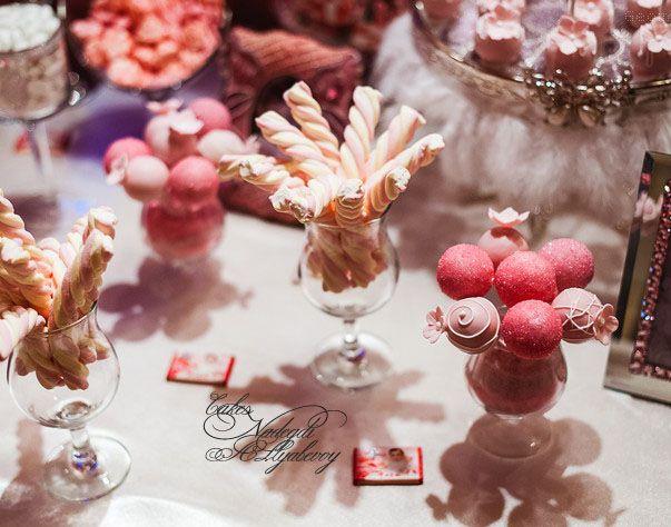 Кейк попс - фото 1773311 Надежда Алябьева - свадебные торты