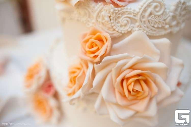 Фото 1773387 в коллекции Candy Bar- маленькие сладости! - Надежда Алябьева - свадебные торты