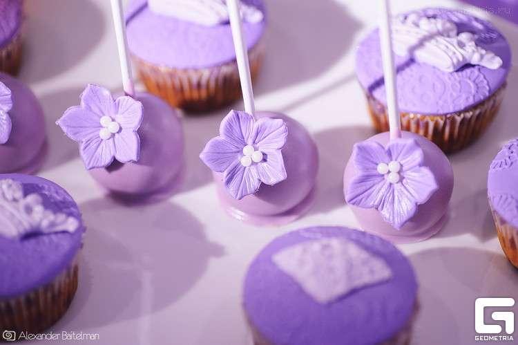 Фото 2507929 в коллекции Candy Bar- маленькие сладости! - Надежда Алябьева - свадебные торты