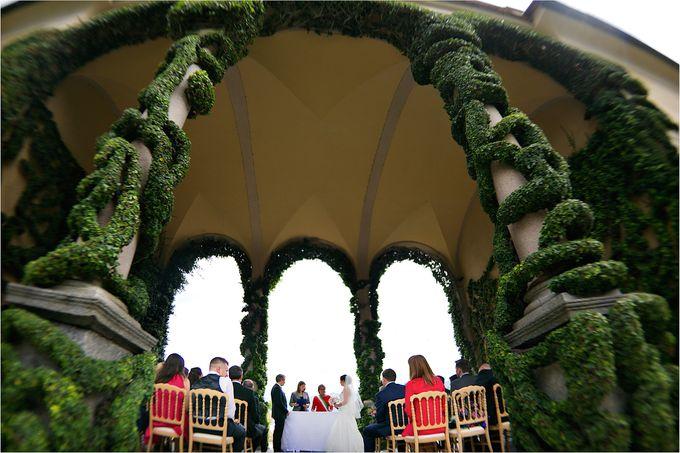свадьба на Комо, Балбьянелло