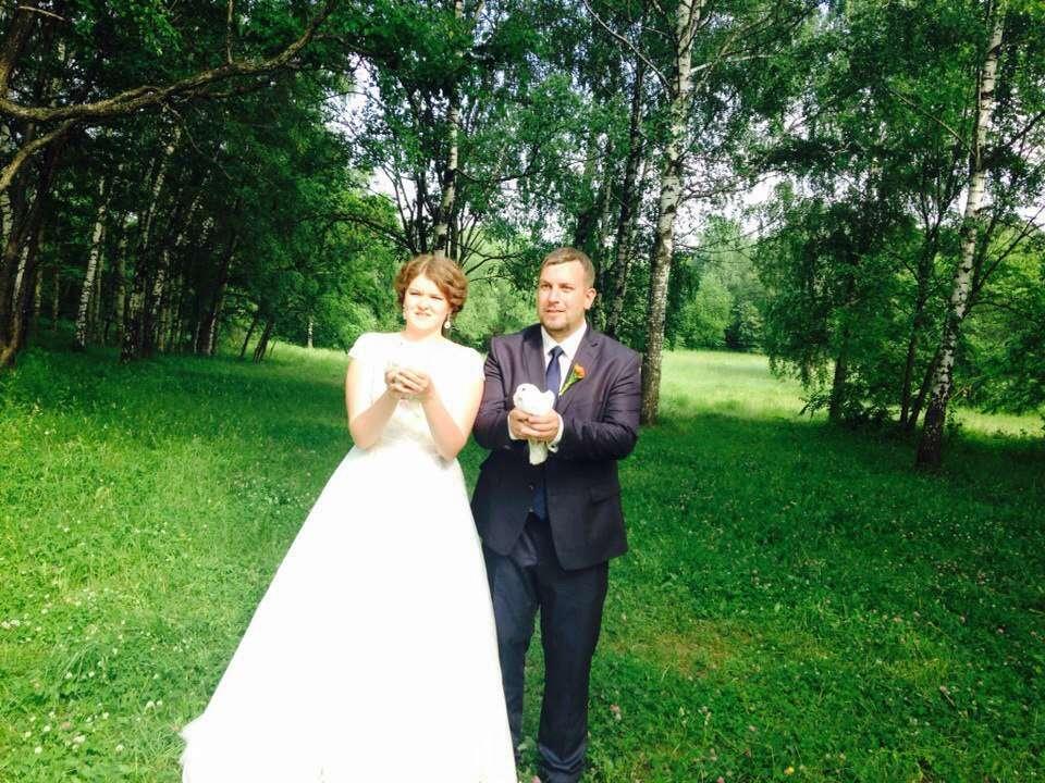 Надя и Володя поженились 20 июня 2015 - фото 10821476 Хореограф Екатерина Копчинская