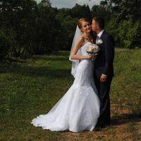 Юля и Андрей поженились 8 августа 2014