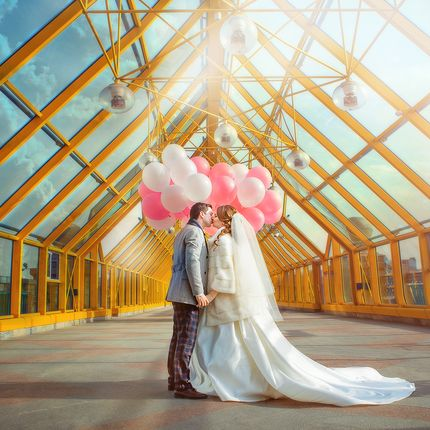 Свадебная фотосессия 10 часов