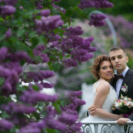Фотосъемка свадьбы от 5 часов