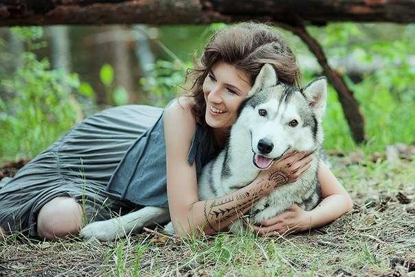 Фото 5474713 в коллекции Фото сессия с собаками - Праздничное агенство Event Art