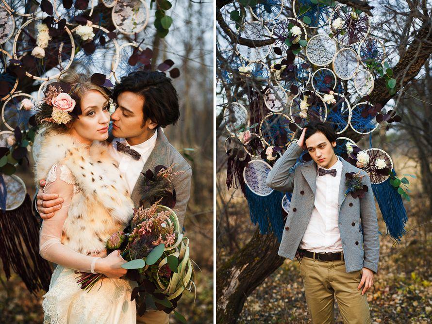 Фото 3747383 в коллекции Букеты невесты - Мастерская цветов и декора Shabby