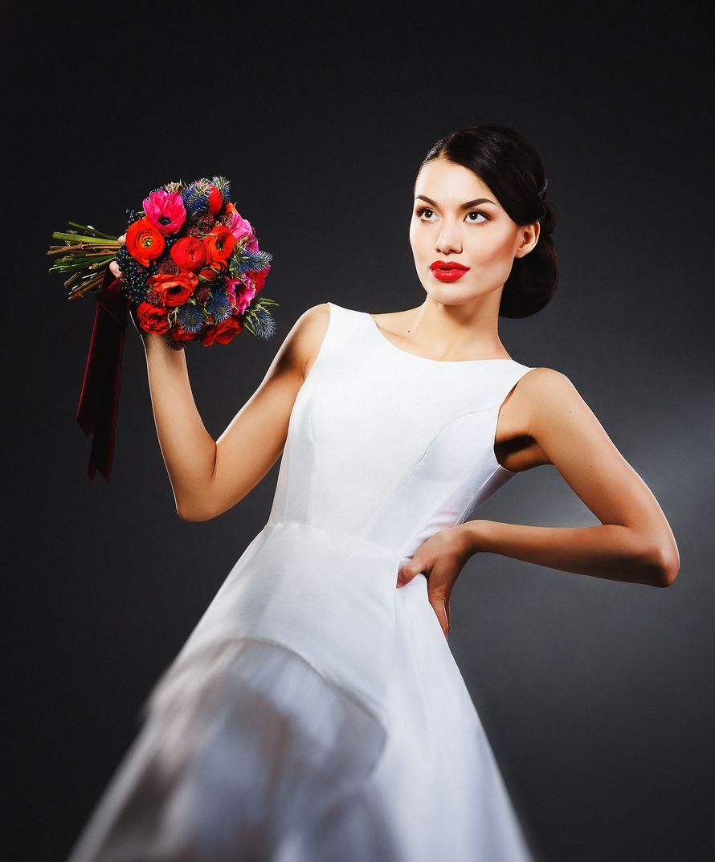 Фото 3747385 в коллекции Букеты невесты - Мастерская цветов и декора Shabby