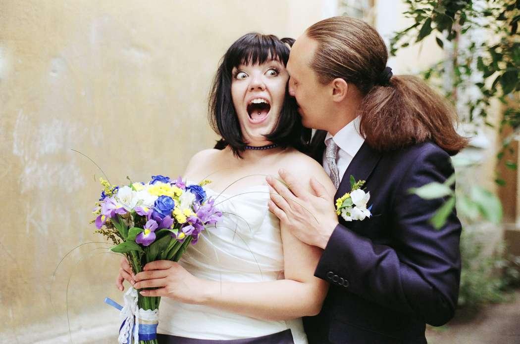 Неформальная свадьба - фото 4642375 Фотограф Александра Бобошина