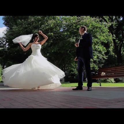 """Видеосъемка """"Свадебный день"""""""
