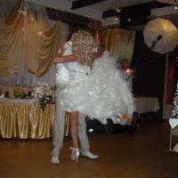 наш первый танец -страстное танго)