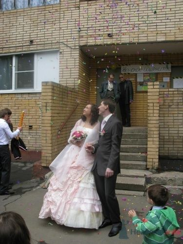 Фото 22917 в коллекции наша свадьба 16 мая 2009 года - Horsy