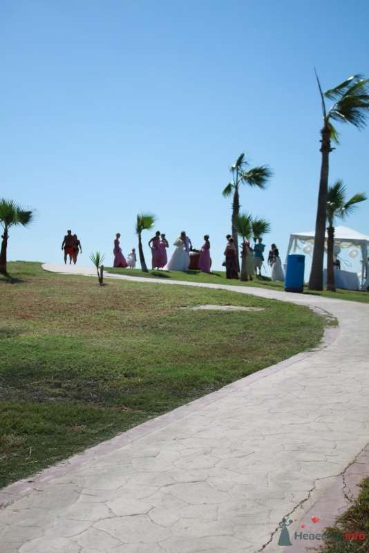 Место церемонии в Adams Beach 5* - фото 43991 Hyanna
