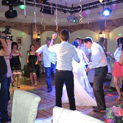 Видеосьёмка свадьбы