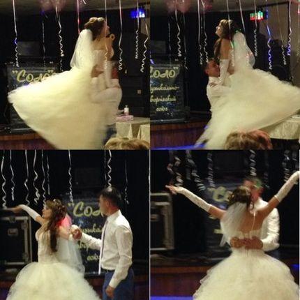 Свадебный танец-микс