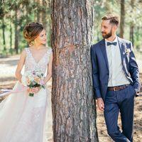 Юля и Дима Свадебный фотограф Балаково Максим Паркер