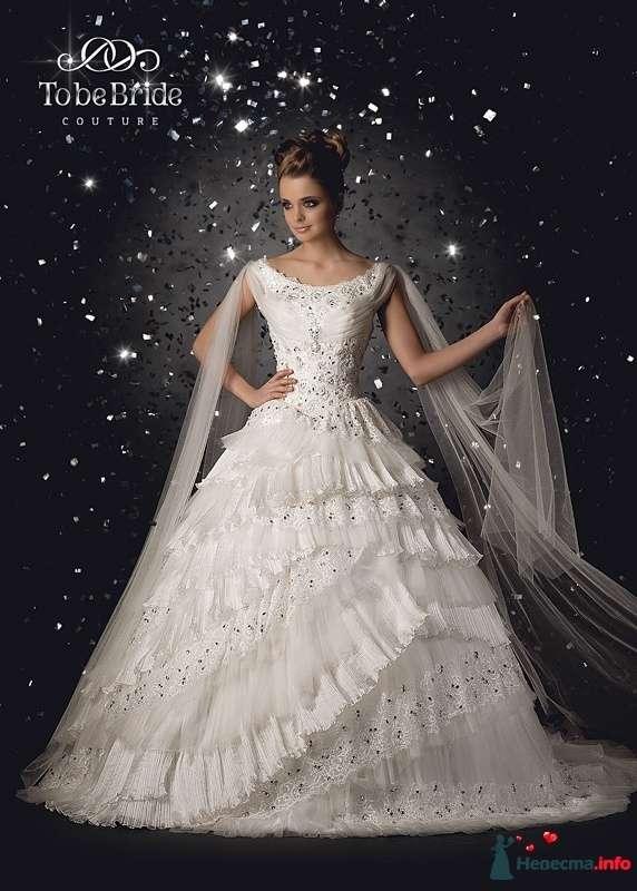 "Фото 444673 в коллекции HAUTE COUTURE - Свадебный салон ""Grace"""