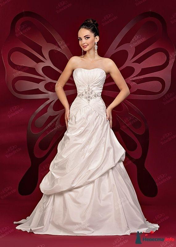 """Фото 444742 в коллекции Свадебные платья на заказ. - Свадебный салон """"Grace"""""""