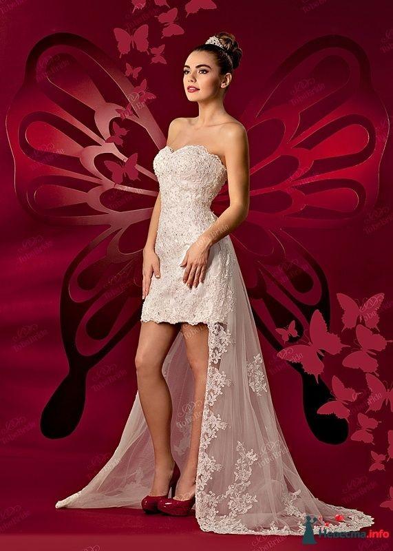 """Фото 444745 в коллекции Свадебные платья на заказ. - Свадебный салон """"Grace"""""""