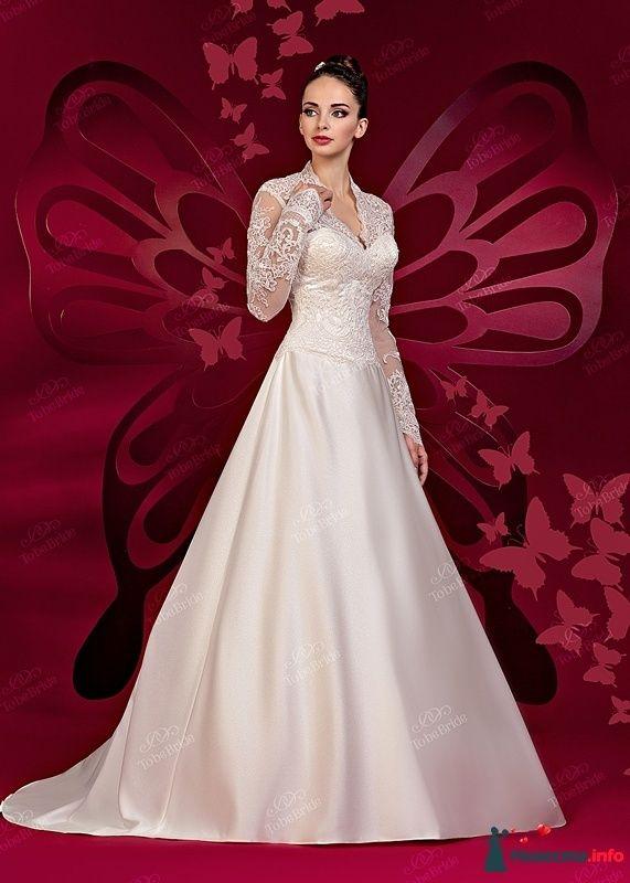 """Фото 444747 в коллекции Свадебные платья на заказ. - Свадебный салон """"Grace"""""""