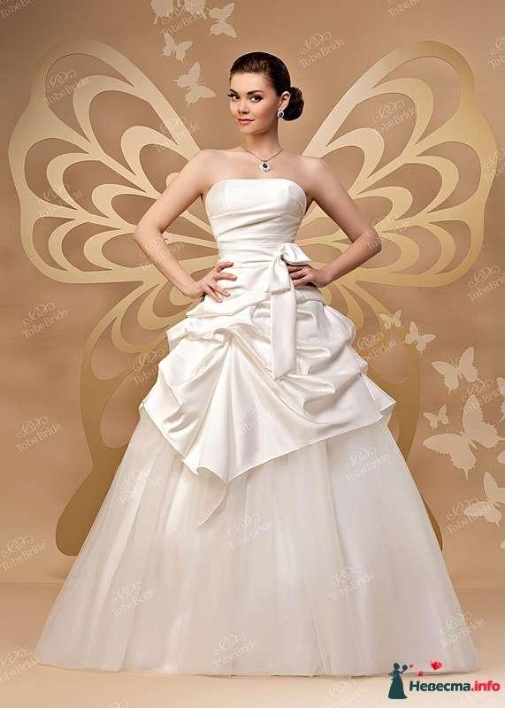 """Фото 444748 в коллекции Свадебные платья на заказ. - Свадебный салон """"Grace"""""""