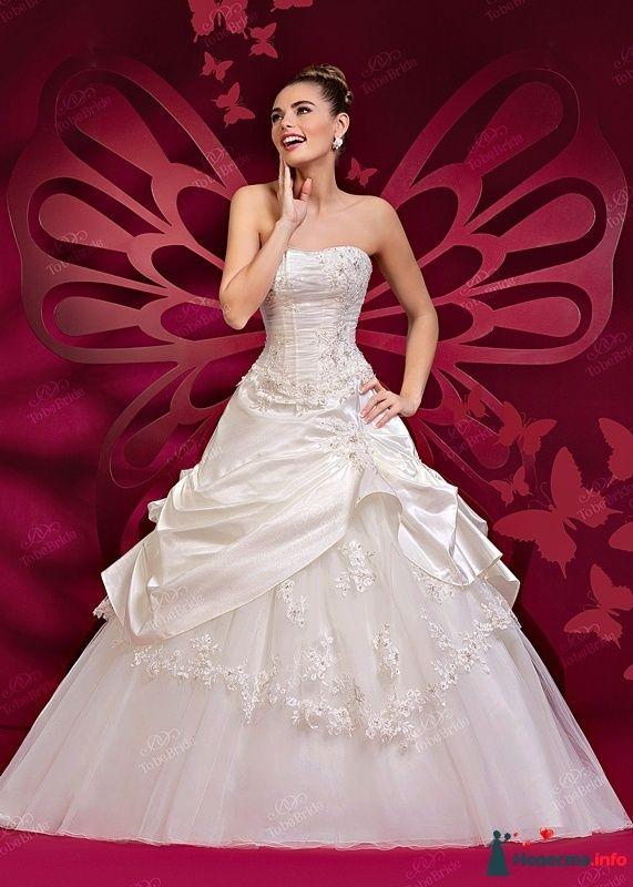 """Фото 444751 в коллекции Свадебные платья на заказ. - Свадебный салон """"Grace"""""""