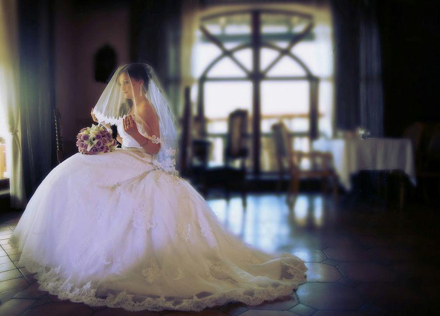 Фото 11302644 в коллекции Свадебные прически и макияж 2015-2016г - Стилист-визажист Марина Ткачева