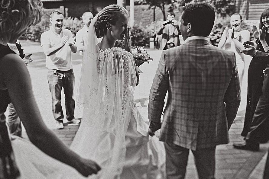 Фото 11302710 в коллекции Свадебные прически и макияж 2015-2016г - Стилист-визажист Марина Ткачева