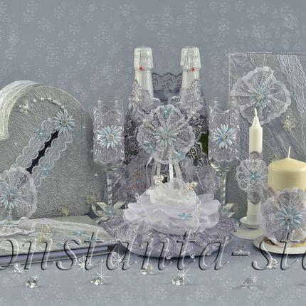 Зимняя коллекция Серебро