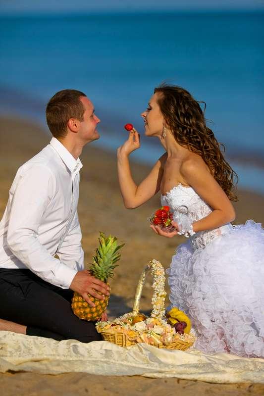 Фото 542965 в коллекции Морская свадебная фотосессия - Фотограф Николай Хорьков