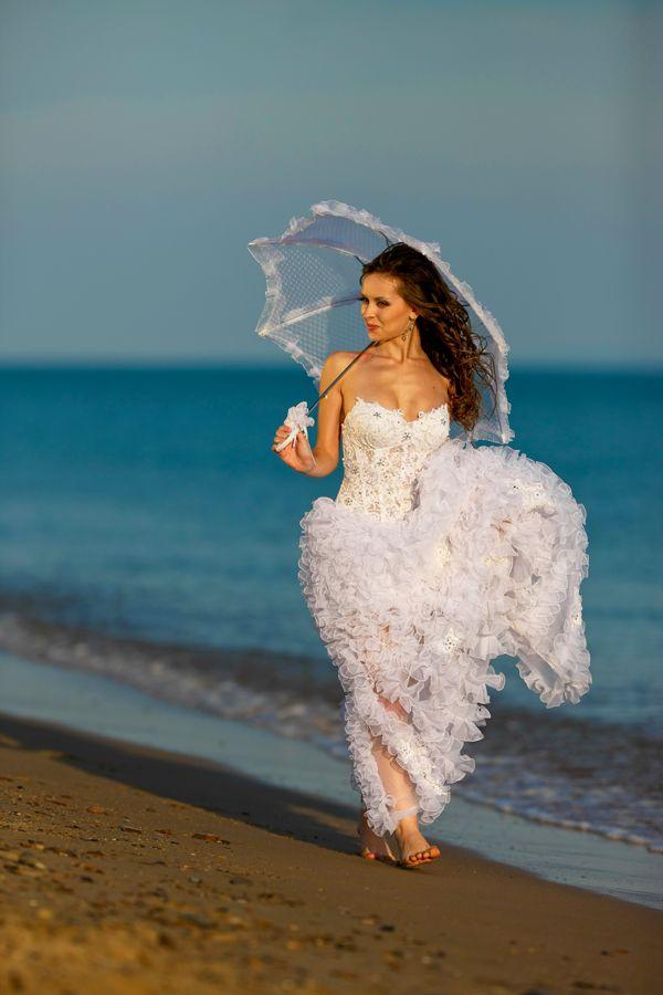 Фото 542975 в коллекции Морская свадебная фотосессия - Фотограф Николай Хорьков