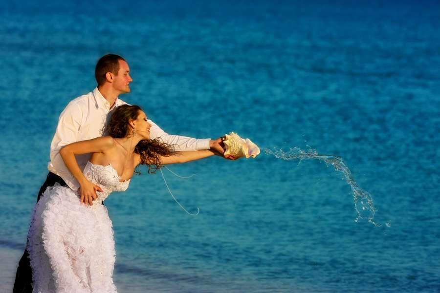 Фото 542977 в коллекции Морская свадебная фотосессия - Фотограф Николай Хорьков