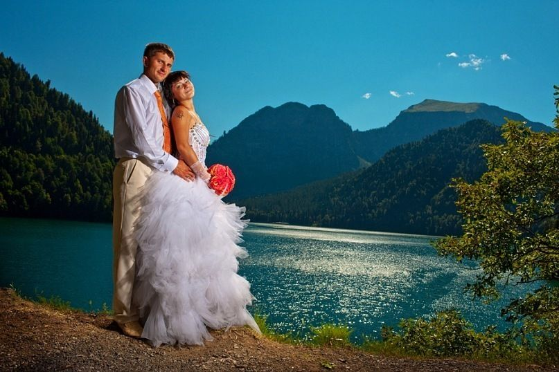 фотографии свадеб абхазии рубашка