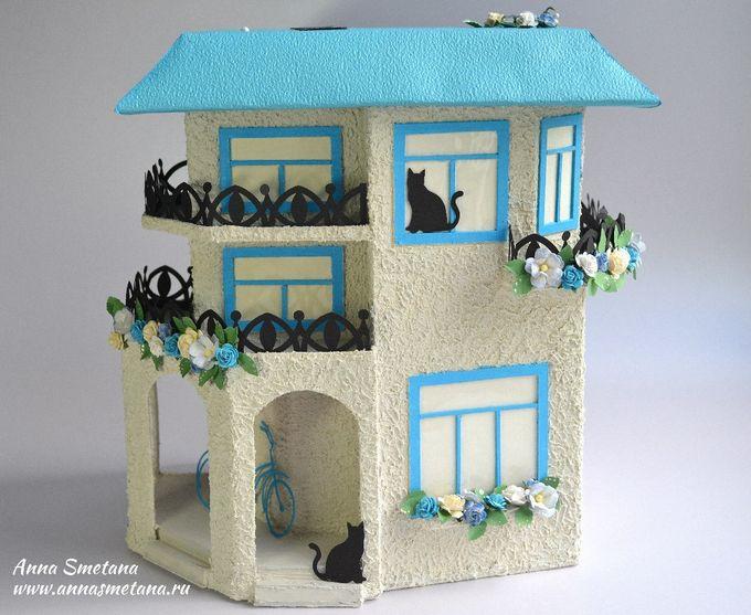 Свадебный дом своими руками 3