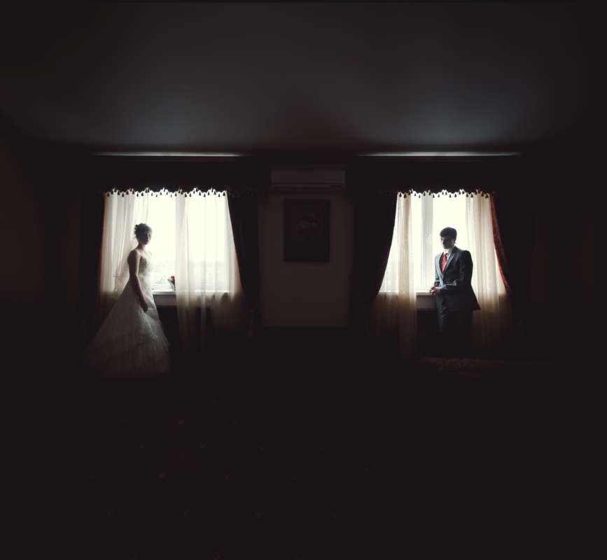 Фото 1119351 в коллекции СВАДЕБНЫЙ - Фотограф Алексей Булатов