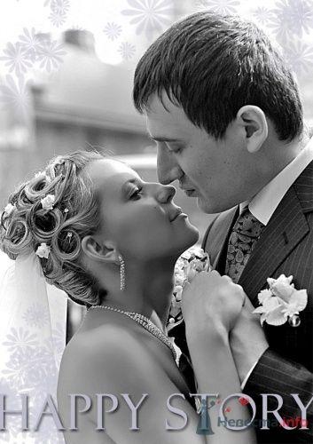 Фото 6362 в коллекции Свадебная прическа из тонких осветленных волос - Визажист-стилист свадебного образа Лариса Костина