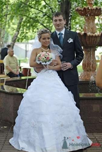 Фото 6363 в коллекции Свадебная прическа из тонких осветленных волос - Визажист-стилист свадебного образа Лариса Костина