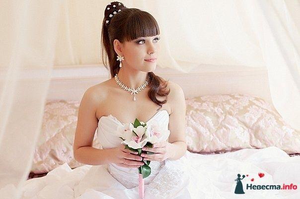 Фотосессия в Le MERIDIEN MOSCOW COUNTRY CLUB - фото 87966 Визажист-стилист свадебного образа Лариса Костина