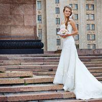 Фотограф - Алексей НикольскийПричёска, визаж Невесты - стилист Лариса Костина
