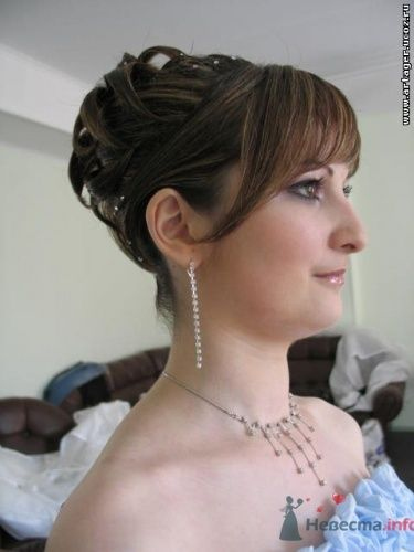Съемка для журнала HAIRs. - фото 453 Невеста01