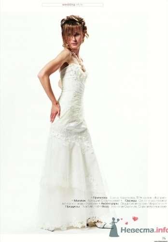 Съемка для журнала HAIRs. - фото 455 Невеста01