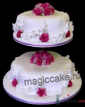 Торт Соблазн - фото 563 Компания Magic Сake
