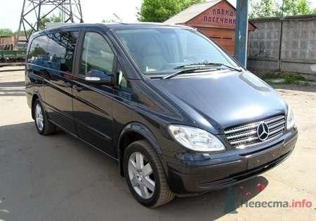 Mersedes Viana, 6 мест - фото 2805 Vip Limousine - аренда авто